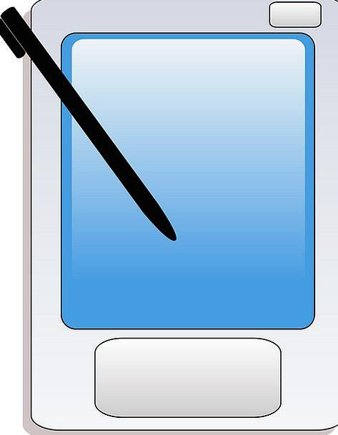 Tablet Pill Communication Processor Computer Porta