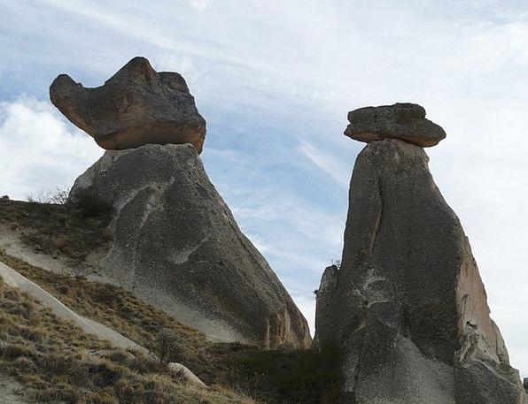 Caffrey Gabelfelsen Monuments Places Landmark Mile