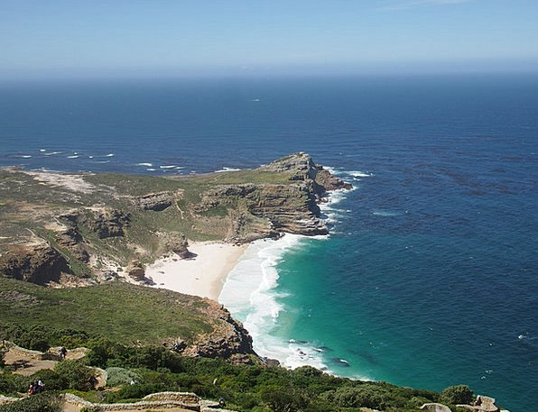Cape Of Good Hope South Africa Cape Town Sea Marin
