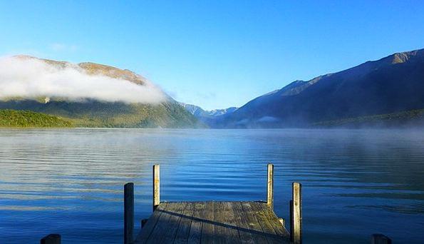 Rotoiti Landscapes Additional Nature New Zealand M