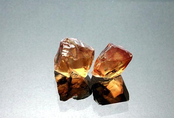 Gems Jewelries Jewels Citrine Rough Gemstones Gem