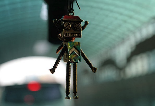 Robot Automaton Android Doll Cute Attractive Conce