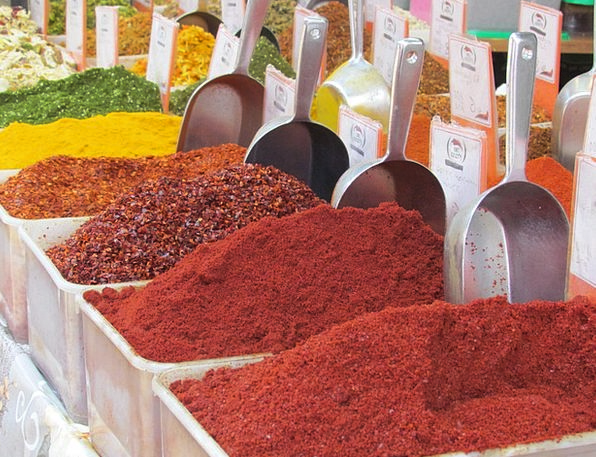 Spices Interests Drink Marketplace Food Bazaar Mar
