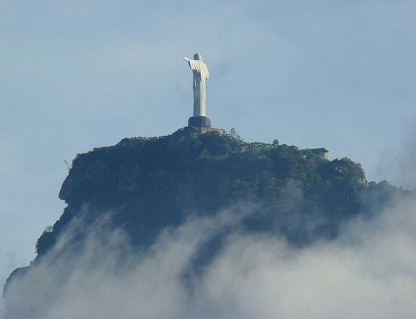 Christ The Redeemer Landscapes Nature Landscape Sc