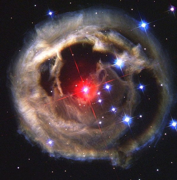 V838 Monocerotis Congregation V838 Mon Galaxy All
