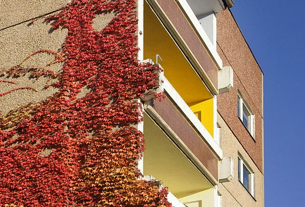 Saxony Buildings Architecture Residential Building