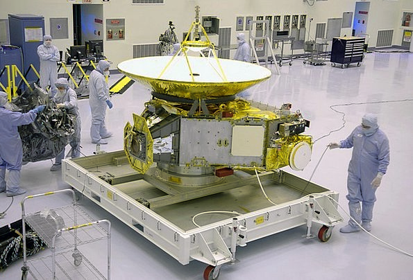 New Horizons Rover Nasa Space Probe Research Inves