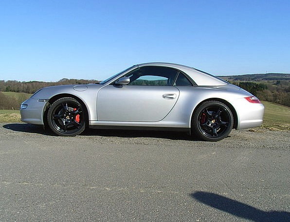 Auto Car 997 Porsche Convertible Adaptable Hardtop