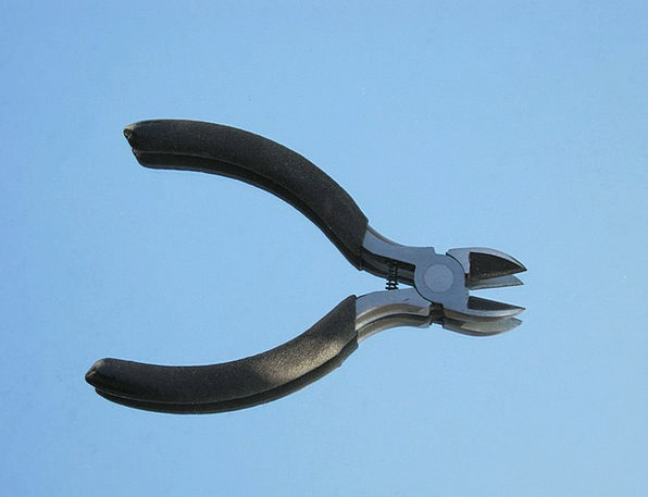 Diagonal Cutting Pliers Open Exposed Pliers Tool I