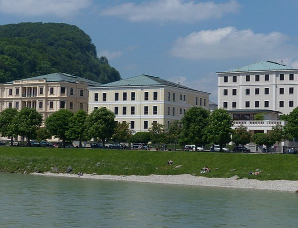 Salzburg Buildings Architecture Villas Cabins Neus