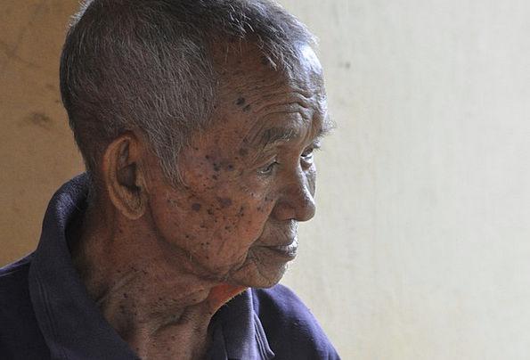 Senior Older Ancient Man Gentleman Old Portrait Re