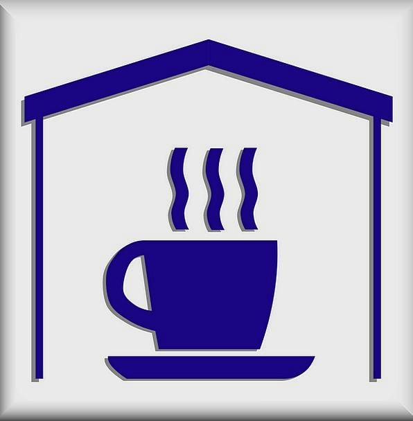 Coffee Chocolate Drink Symbol Tea Sign Cappuccino