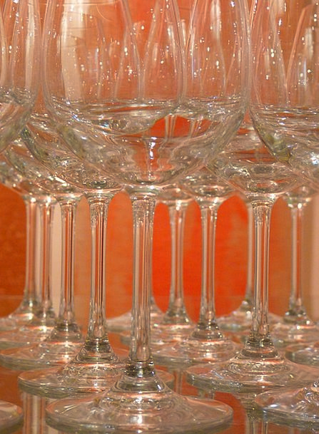 Glass Cut-glass Wine Mauve Wine Glass Glasses Spec