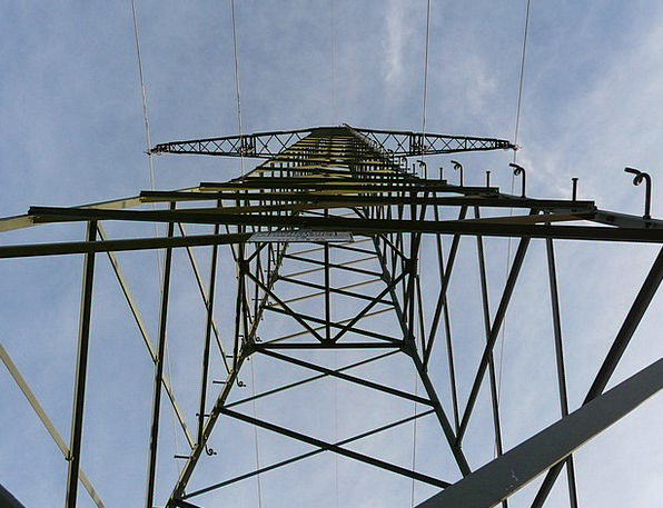 Pylon Buildings Present Architecture Electricity P