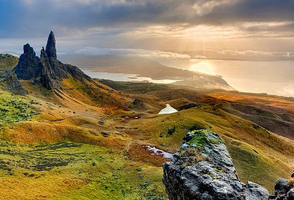 Landscape Scenery Landscapes Nature Isle Of Skye S