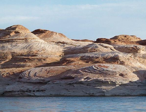 Rock Formation Landscapes Bloodshot Nature Sandsto
