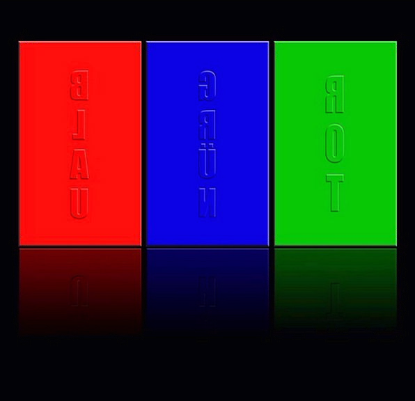 Rgb Spectrum Range Rotary Colors Color Palette Sta