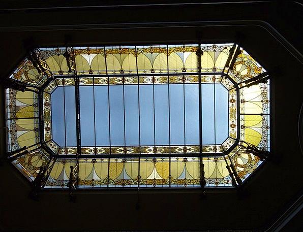 Skylight Casement São Paulo Centro Cultural Banco