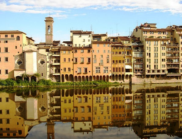 Florence Buildings Architecture Tuscany Italy Buil