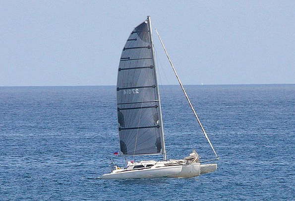 Sailboat Dinghy Vacation Travel Boat Ship Catamara