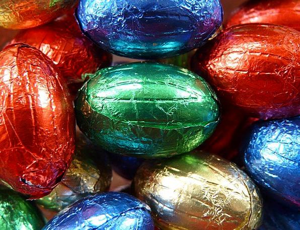 Easter Eggs Drink Food Sweetness Sugariness Easter