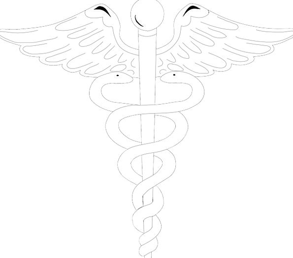 Logo Symbol Medical Medicinal Health Caduceus Medi