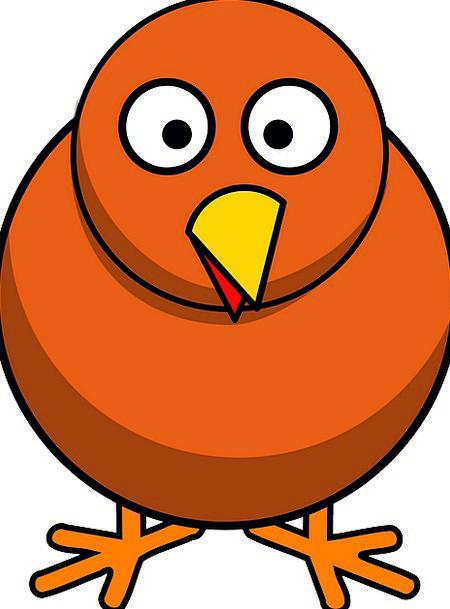 Chicken Cowardly Physical Farm Farmhouse Animal Li