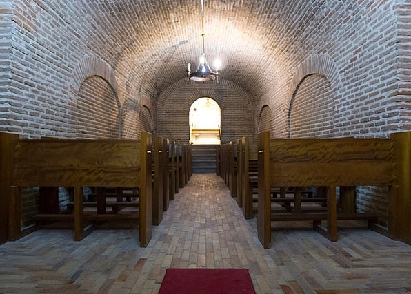Crypt Vault Ecclesiastical Banks Sets Church Soled