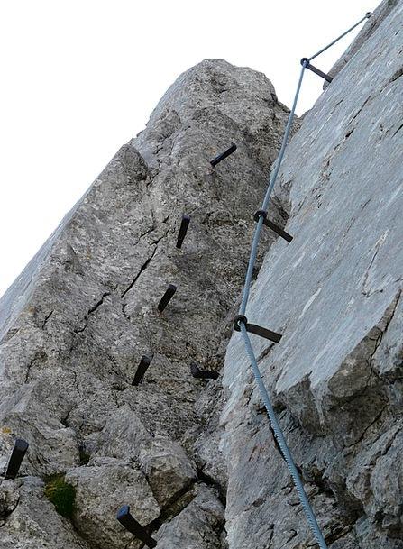 Climbing Uphill Medical Root Health Gamsängersteig