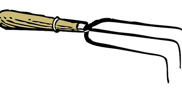 Fork Divide Turn Tool Instrument Pitchfork Hardwar