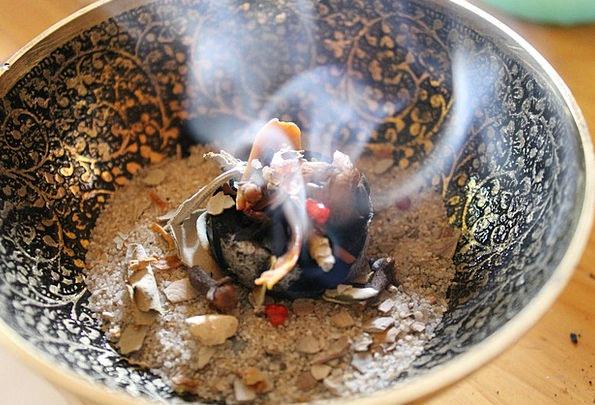 Smoking Burning Burn Shell Bomb Smoke Meditation T
