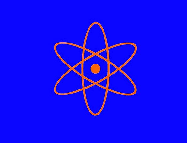Atom Particle Atomic Nuclear Theory Philosophy Che