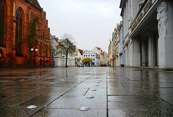 Market Marketplace Mecklenburg Güstrow