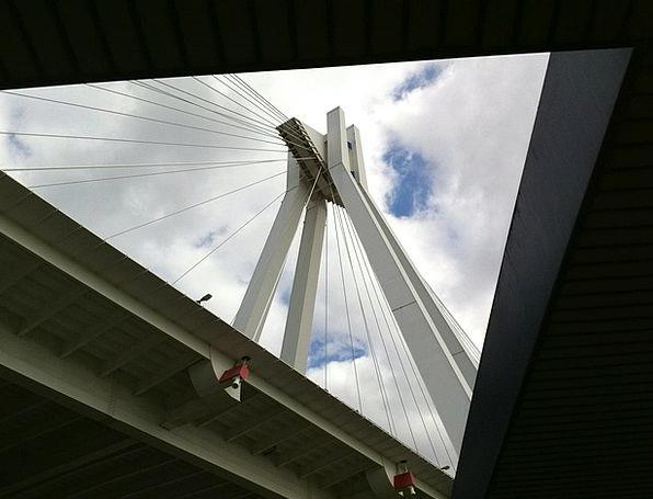 Bridge Bond Buildings Building Architecture Steel