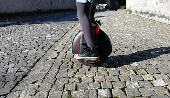 Mobility Flexibility Monocycle Air-Wheel Segway Ba
