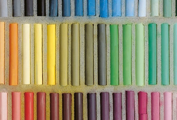 Pastels Crayons Textures Backgrounds About Around