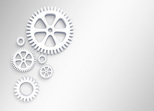 Gears Mechanisms Textures Symbol Backgrounds Conce