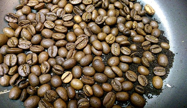 Coffee Cocoa Beans Coffee Beans Dark Chocolate Bea