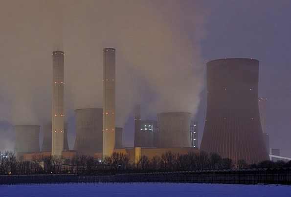 Coal Fired Power Plant Craft Industry Nuclear Reac