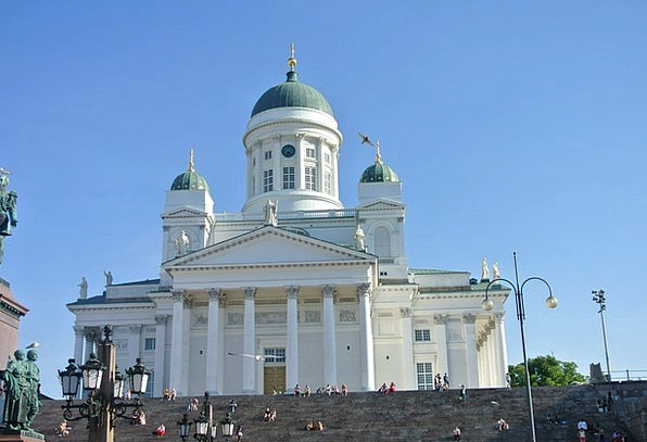 Helsinki Ecclesiastical Finland Church
