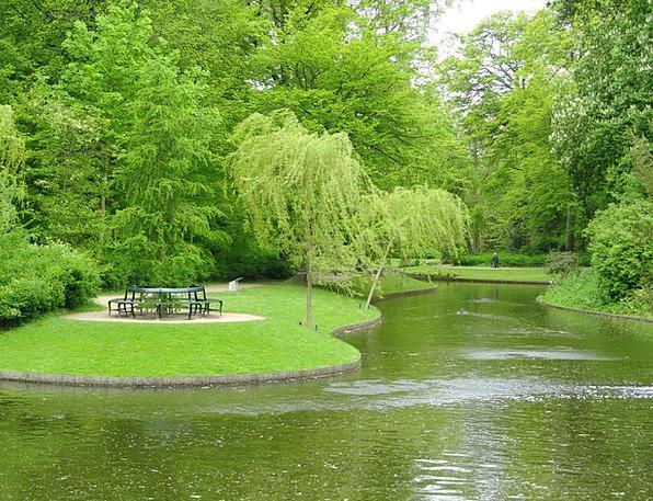 Copenhagen Landscapes Nature Park Common Denmark F