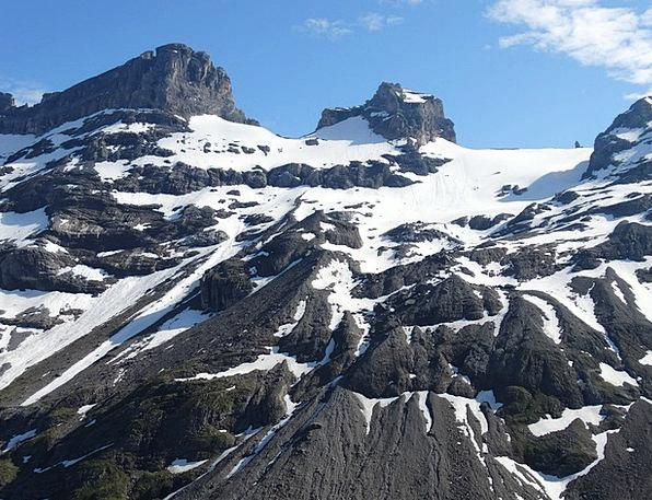 Mountain Landscape Snow Mountains Mountain Summit