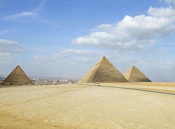 Egypt Pharaonic Pyramids Desert Reward Egyptians N