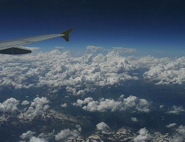 Flight Aeronautical Vacation Airplane Travel Fly H