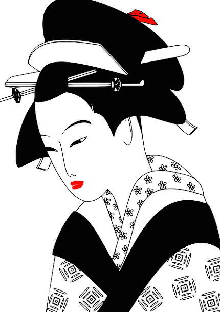Japanese Fashion Beauty Lady Woman Girl Lassie Fre