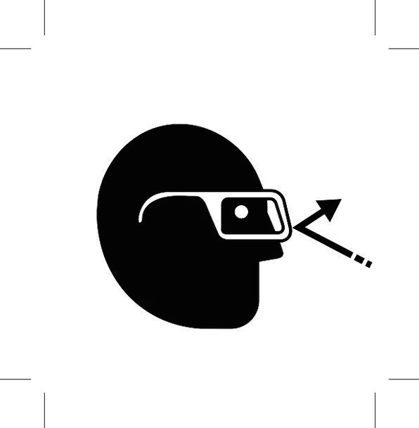 Eye Protection Expression Safety Care Face Pictogram Sign