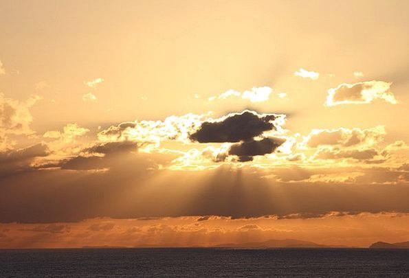 Sunset Sundown Vacation Vapors Travel Landscape Sc