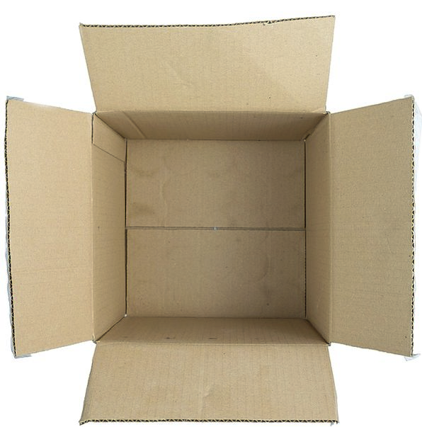 Box Container Exposed Top Highest Open Package Set