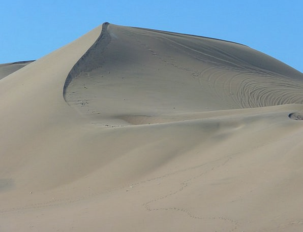 Dune Bank Reward Dry Thirsty Desert Hot Warm Sand