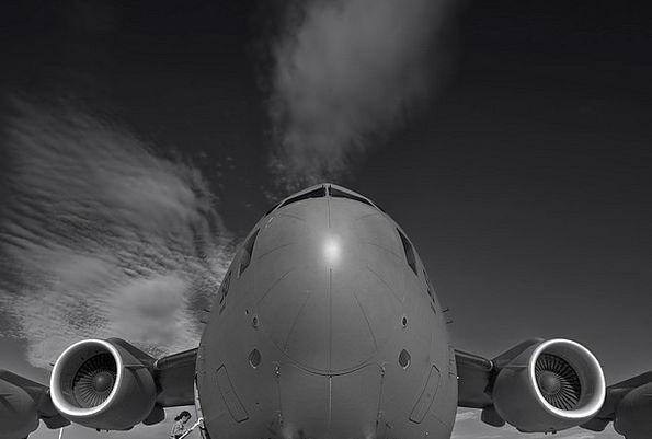 Hungary Plane Flat C-17 Large Aircraft Airplane Sk